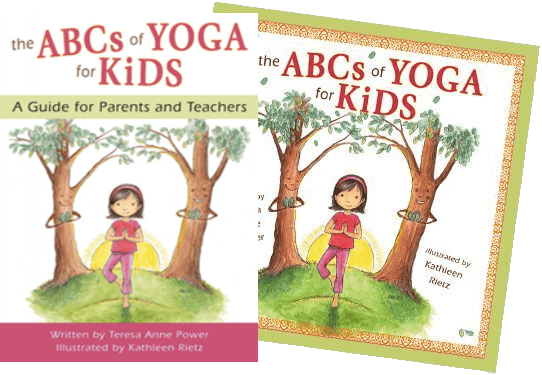 The ABCs Of Yoga For Kids Book And Companion Guide Parents Teachers Helps Introduce To